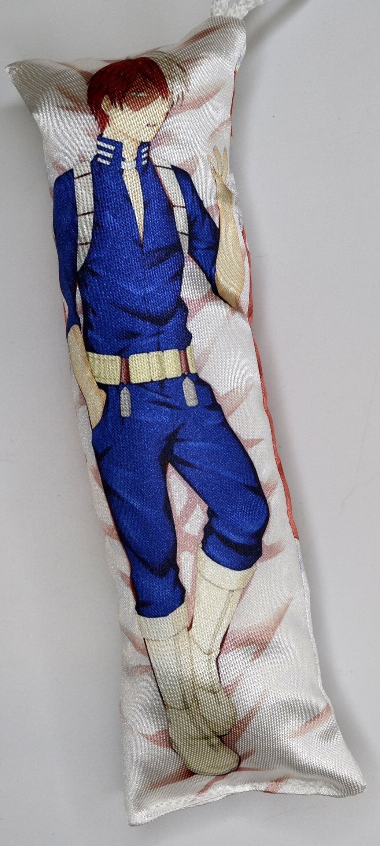 Мини-дакимакура Тодороки Шото Моя Геройская Академия / Mini-dakimakura Todoroki Shouto My Hero Academia, 16.5см вариант 2
