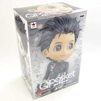 Фигурка Юри Кацуки Юрий на Льду q pocket ОРИГИНАЛ / Figure Nendoroid Yuri Katsuki Yuri on ice, размер фигурки 14см