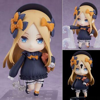 Фигурка нендороид Эбигеил Судьба великий приказ серия 1095 ОРИГИНАЛ / Figure Nendoroid ForeignerAbigail Williams Fate Grand Order, размер фигурки 10см