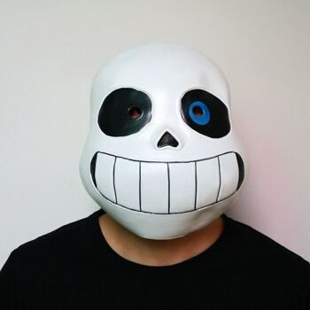 Маска по игре Андертейл / Undertale mask